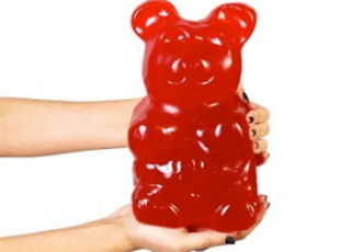 Giant Gummy Bear