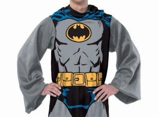Batman Snuggie Throw
